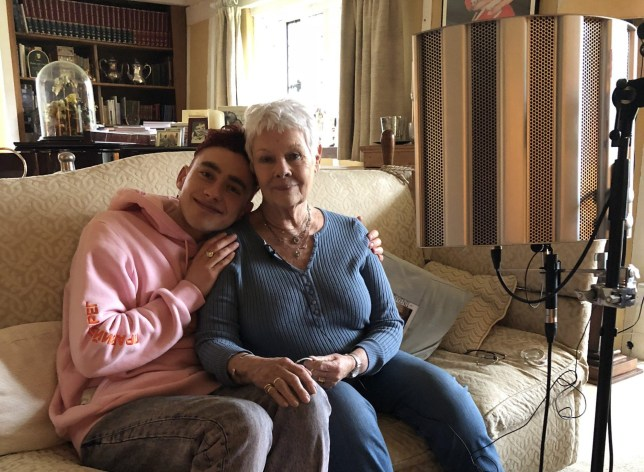 Years & Years got Judi Dench on the film about their new album