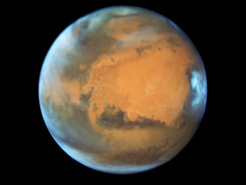 Nasa to make big announcement about the search for alien life on Mars