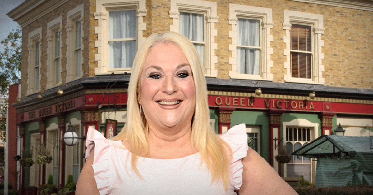 Vanessa Feltz reaches out to EastEnders for a role
