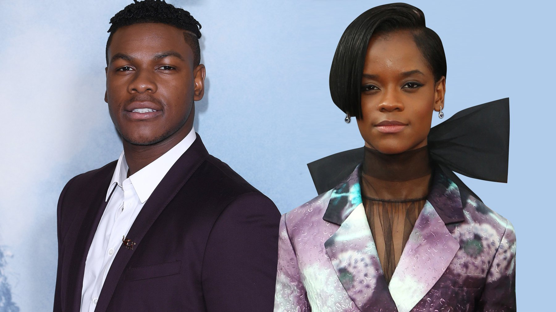 Here's why Letitia Wright and John Boyega are more than 'black British and cheap' actors, insists Hollywood producer