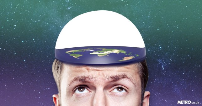 420a16f8ef4b7 Philosopher finds the perfect way to tell Flat Earthers they are wrong