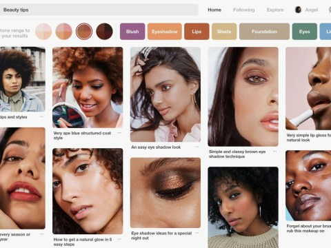 Pinterest is now woke and lets you filter search results by skin colour