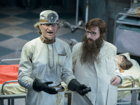 A Series Of Unfortunate Events star Louis Hynes on playing doctor, season 3 and acting with babies