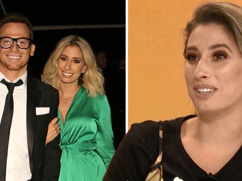 Stacey Solomon wants Joe Swash to give up all control for their wedding