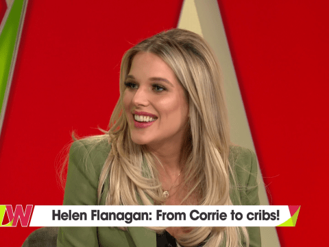 Helen Flanagan teases 'hilarious' exit storyline for Rosie Webster on Coronation Street