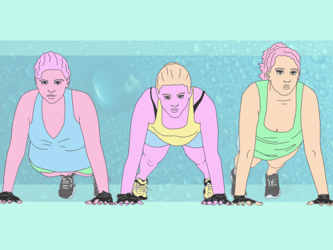 If you want to avoid the gym rush, avoid working out after work