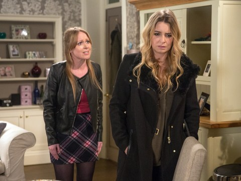 Emmerdale spoilers: Emma Atkins and Michelle Hardwick tease the arrival of Charity Dingle's son Ryan