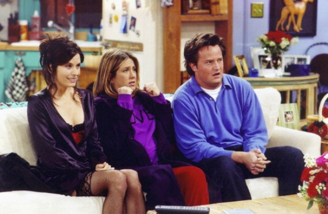 c2500986a Would Ross even be in the dang show had he not been Monica's brother?  (Picture: Getty Images)