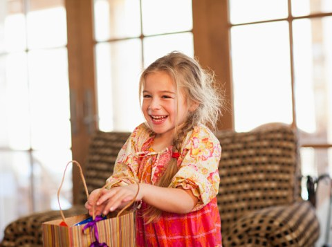 Don't put cheap toys in party bags, they might hurt my kids, say parents