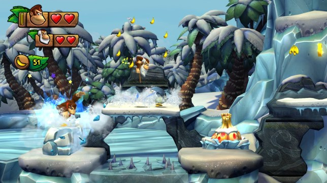 Donkey Kong Country: Tropical Freeze (NS) - cold comfort for Switch owners