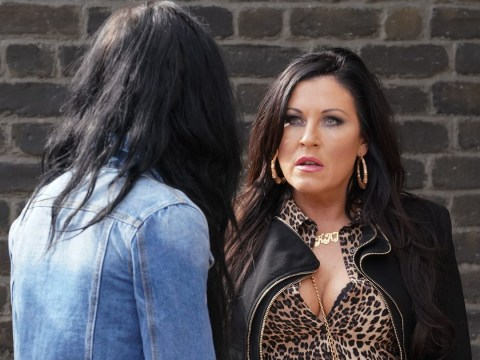 EastEnders spoilers: Hayley Slater is in trouble after robbing a stranger on the night tube