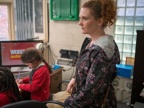 Coronation Street star Jennie McAlpine gives birth to a baby girl