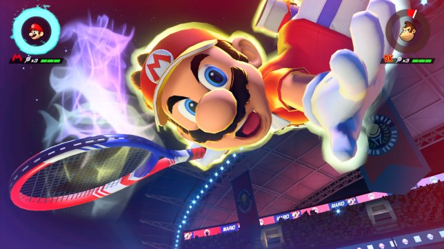 Mario Tennis Aces will be free for Nintendo Switch Online