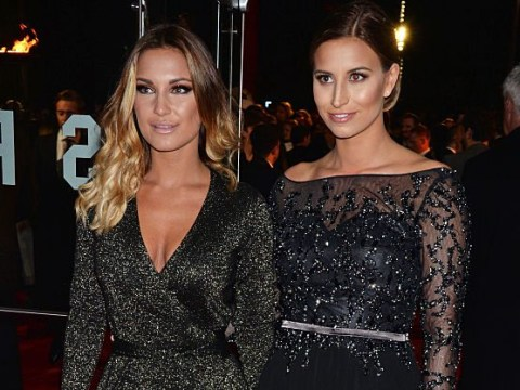 'It's her beef not mine': Ferne McCann says she fell out with best mate Sam Faiers over rival TV shows