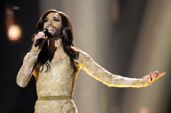 Eurovision winner Conchita Wurst looks drastically different in new music video