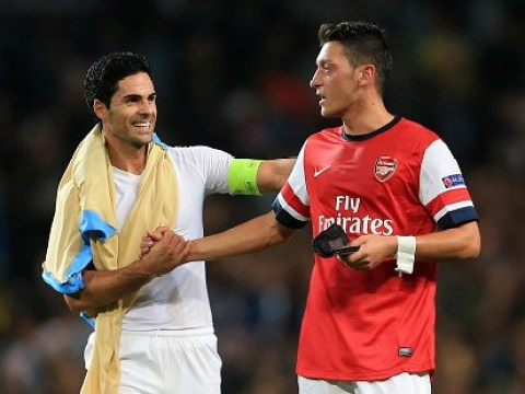 What Mikel Arteta has said about key members of Arsenal's squad, including Mesut Ozil