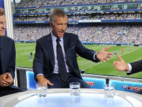 Graeme Souness storms off during coverage after being told to hurry up by Sky Sports bosses