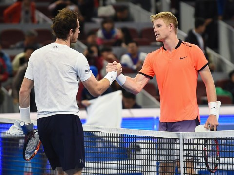 Kyle Edmund sends message to Andy Murray after stepping up in his absence in Madrid