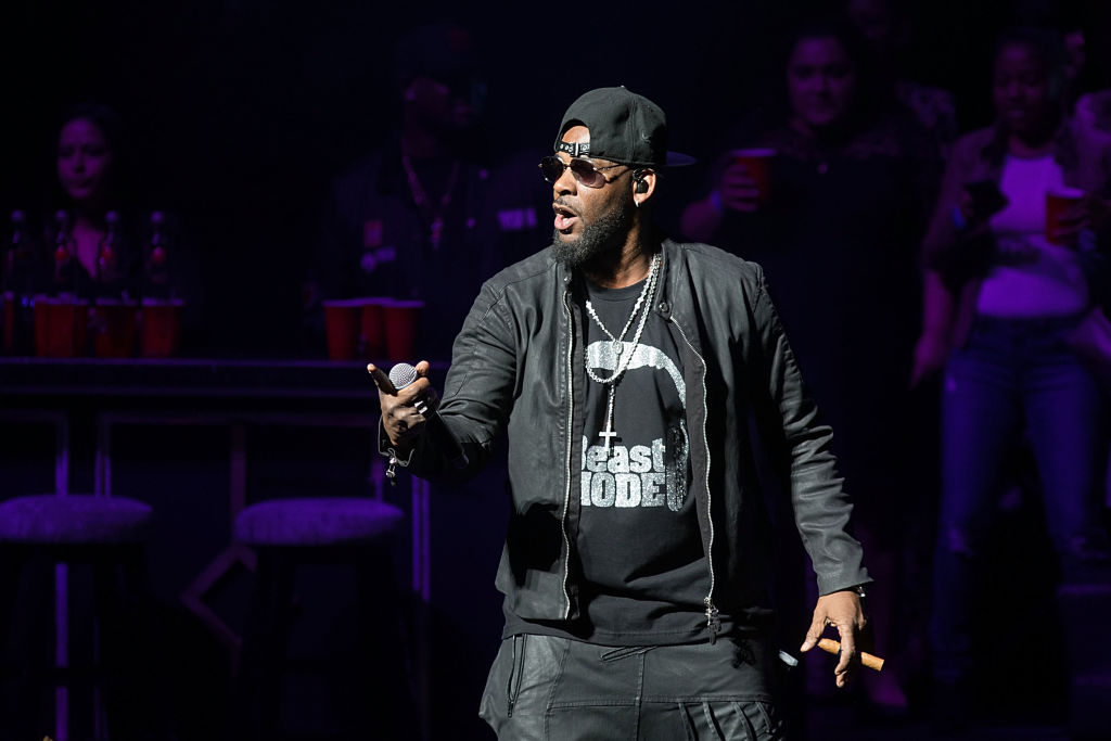 Spotify removes R. Kelly's music from playlists amid #MuteRKelly campaign