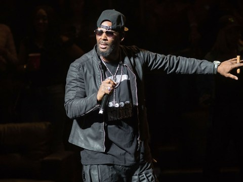 R Kelly thanks fans for 'fighting for him' before 'sexually charged performance'