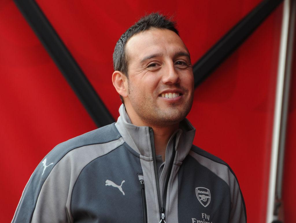 Santi Cazorla to snub Arsenal coaching role under Mikel Arteta and return to Villarreal