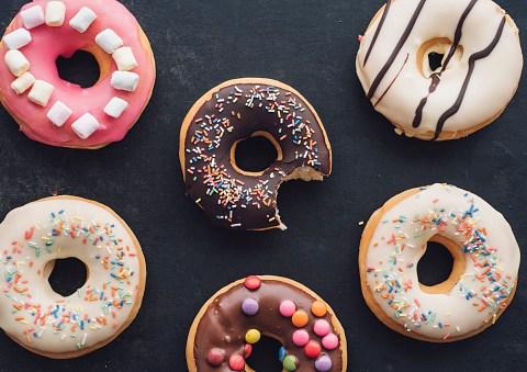 5 best gluten free doughnuts to celebrate National Doughnut Week