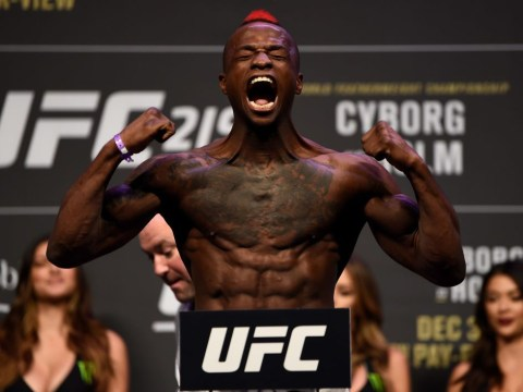 Marc Diakiese insists the pressure is on Nasrat Haqparast ahead of UFC Hamburg clash