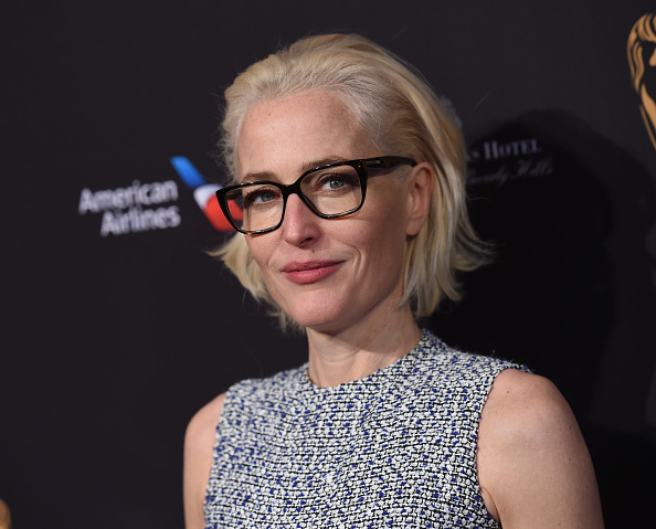 Gillian Anderson to play sex therapist in new Netflix series Sex Education