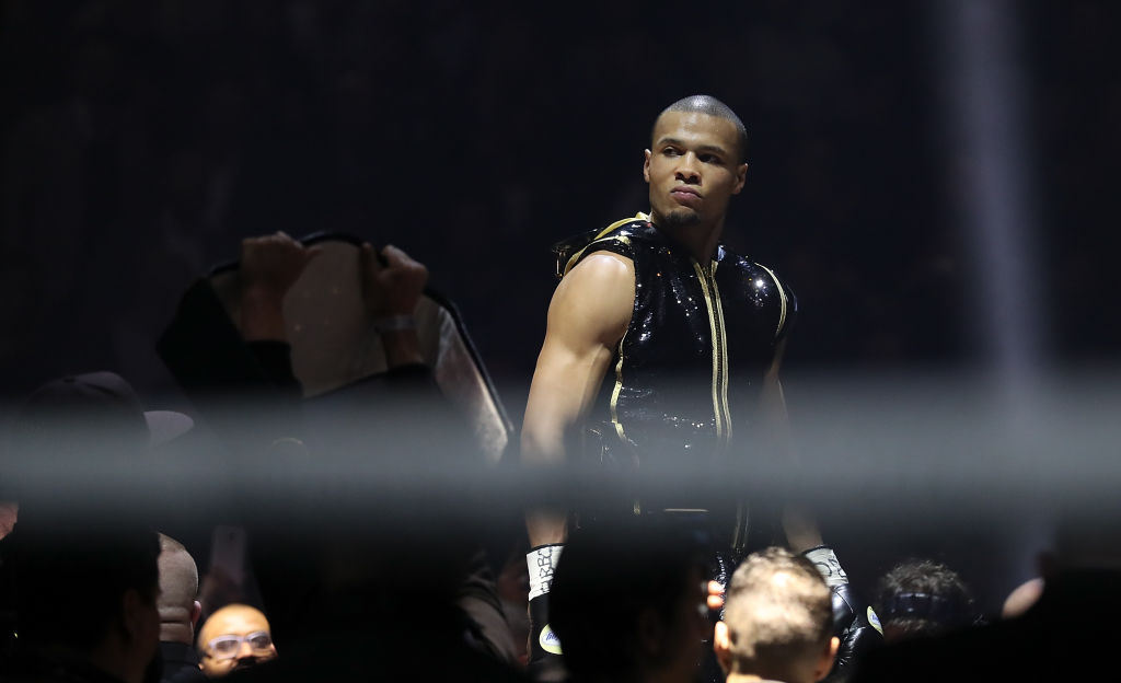 Chris Eubank Jr first choice replacement for George Groves, confirms World Boxing Super Series
