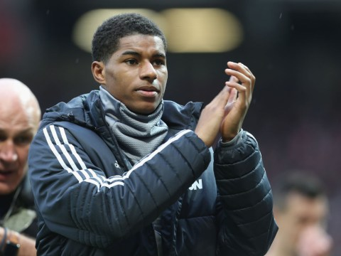 Teddy Sheringham urges Marcus Rashford to leave Manchester United after being dropped for West Ham clash