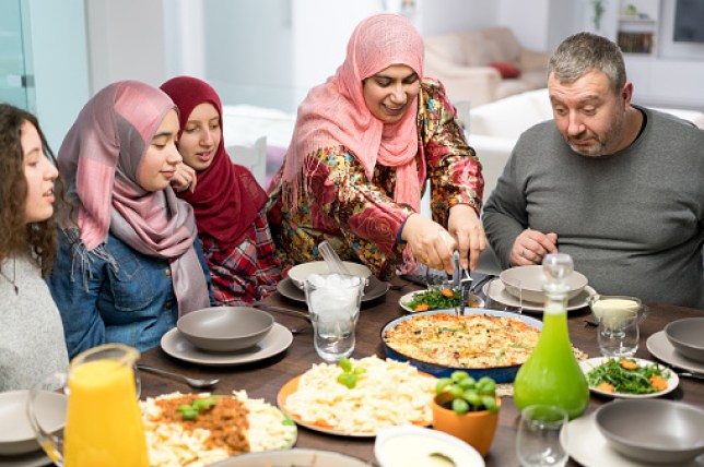 easy diet plan for weight loss in ramadan