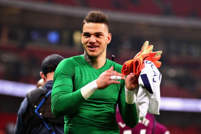 8aa75e22ab0 Ederson has been a key element of Manchester City's success this season  (Picture: Getty). Whether you think David de ...