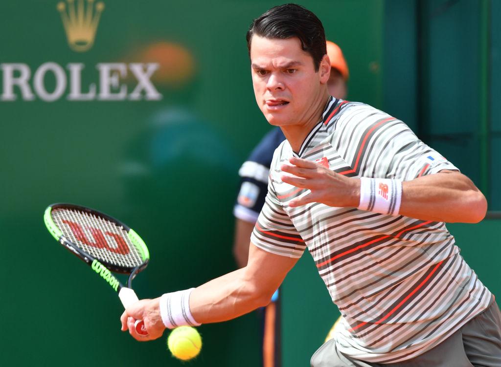 Milos Raonic sets up mouth-watering Grigor Dimitrov tie as Del Potro-Thiem lose in the doubles