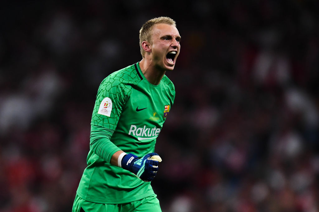 Jasper Cillessen open to Arsenal or Liverpool move if Barcelona force him out