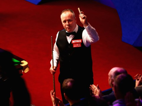 What time is the World Snooker Championship final on Sunday and Monday?