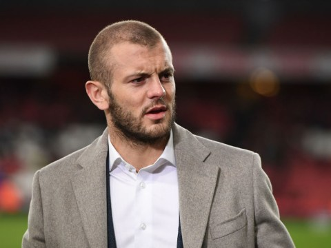 Arsenal star Jack Wilshere reacts to World Cup snub from England