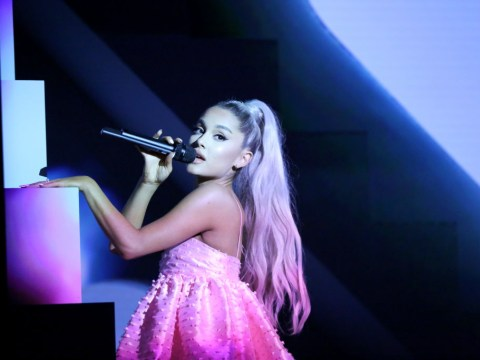 Ariana Grande covers Kendrick Lamar's Humble and Drake's hit track God's Plan on Jimmy Fallon