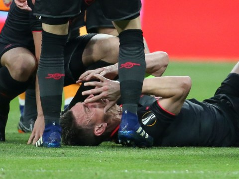 Laurent Koscielny to miss World Cup with France, confirms Didier Deschamps