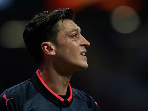 Arsene Wenger suggests Mesut Ozil's season is over as he misses Arsenal vs Burnley clash