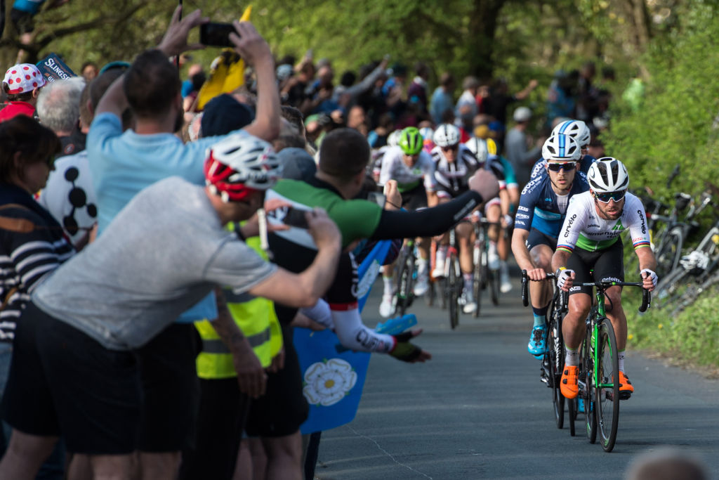 Tour de Yorkshire Stage Three route map, timings, TV channel and road closures for Saturday