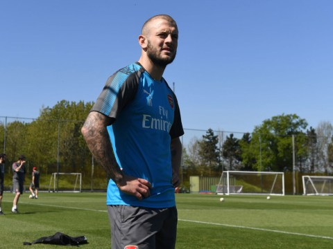 The reason Jack Wilshere is not in Arsenal squad for Leicester clash