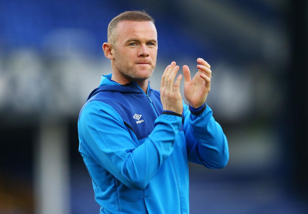 Sam Allardyce breaks silence on Wayne Rooney's potential Everton exit: 'He hasn't asked to leave'