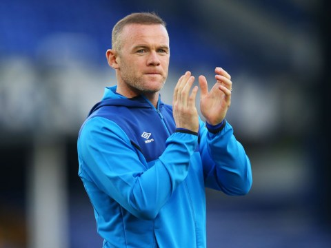 Wayne Rooney agrees deal in principle with DC United over £12m move