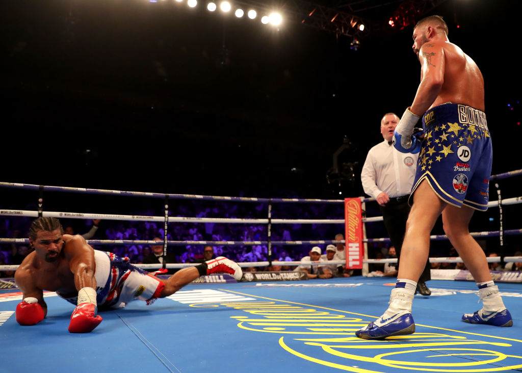 How much did David Haye and Tony Bellew earn for their rematch? They were both paid very well