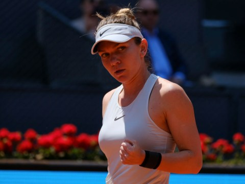 Simona Halep firmly establishes herself as Nadal-esque figure in Madrid