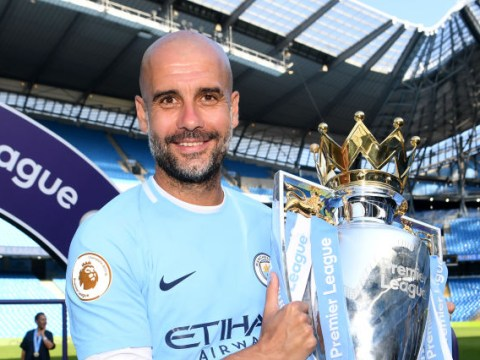 Pep Guardiola signs new Manchester City contract after record-breaking season