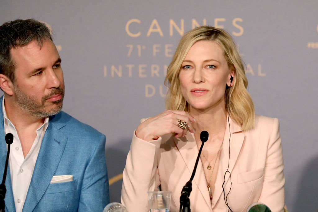 Cate Blanchett shuts down sexist reporter at Cannes Film Festival