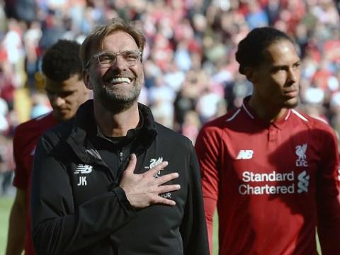 Jurgen Klopp outlines how Liverpool can close gap to Manchester City next season