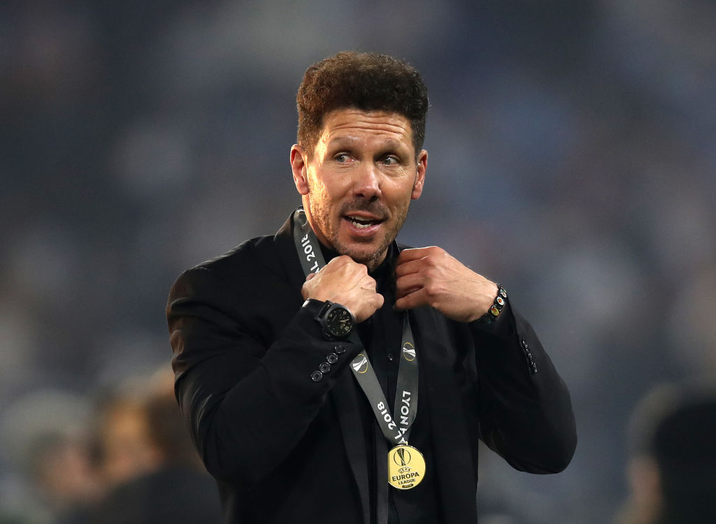 Diego Simeone sends message to Antoine Griezmann ahead of potential Barcelona transfer