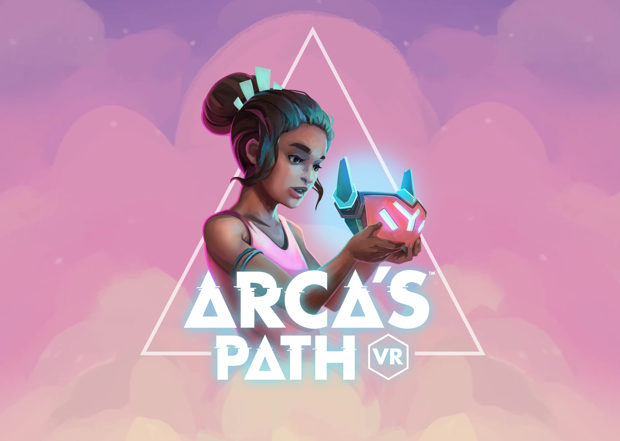 Arca's Path VR - a new VR game and a new VR studio